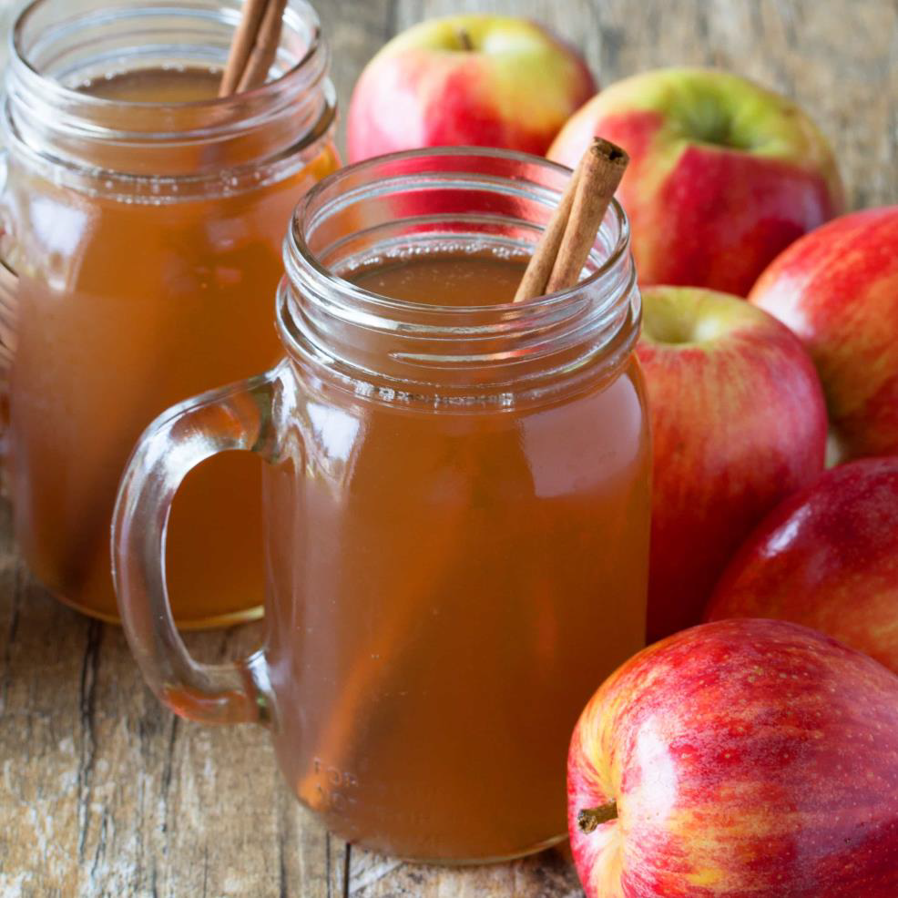 APPLE CIDER WATER KEFIR