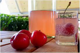 CHERRY VANILLA WATER KEFIR
