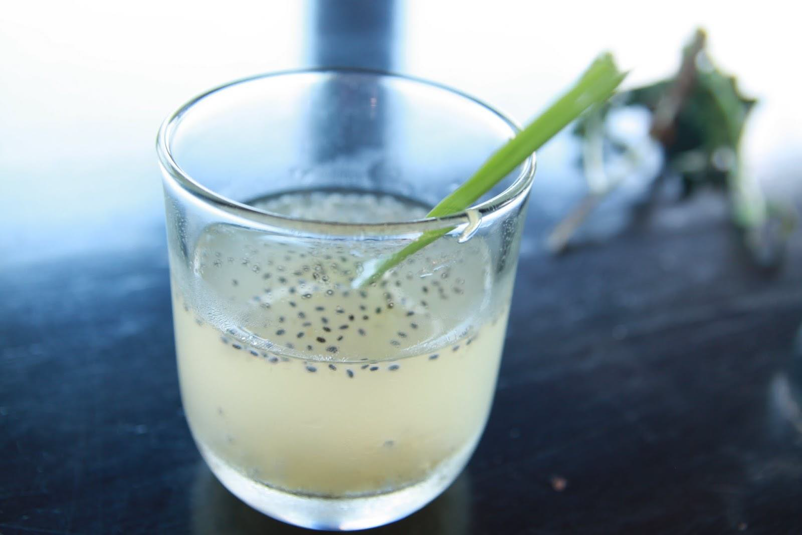 LEMON GRASS WATER KEFIR