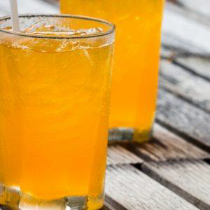 ORANGE KEFIR SODA POP